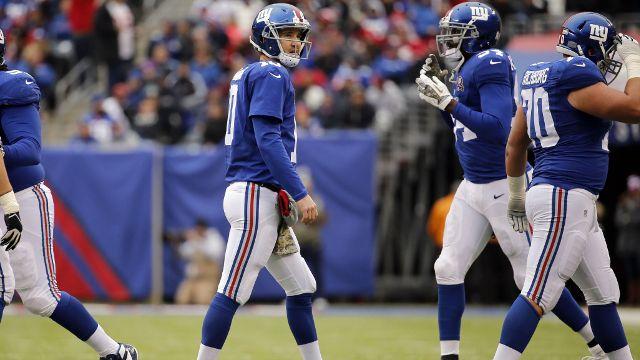 Offense Lets Down New York Giants vs. San Francisco 49ers In Week 11 #NFL #RantNFL #RML #Giants #EliManning