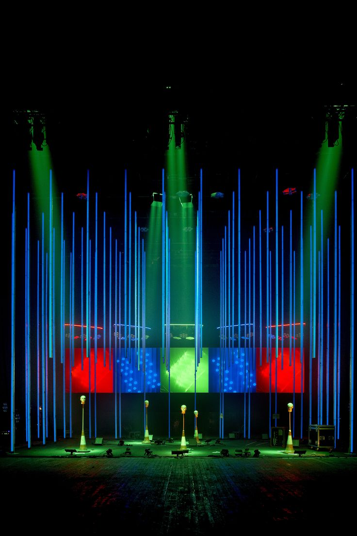 Radiohead, In Rainbows Tour
