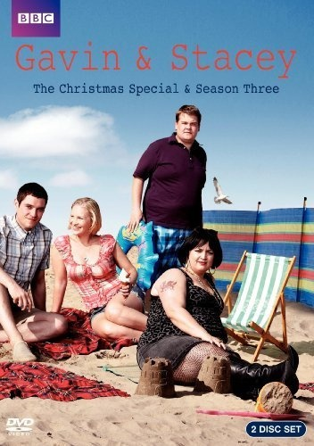 "Nessa:""What's occurring?""... ... ... Stacey:""It was lush.""... ... ... Bryn [singing]:""They were three wise men just trying to have some fun!""... ... ... Policeman:""My wife says I could talk for Wales."" #GavinAndStacey (Joanna Page, Mathew Horne, Alison Steadman, Ruth Jones, James Corden, Larry Lamb, Melanie Walters, Rob Brydon)"
