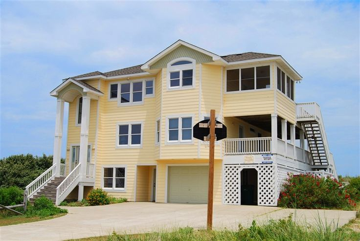 Simply Irresistible 629 L Corolla Nc Outer Banks Vacation Rental Home L Oceanfront Home