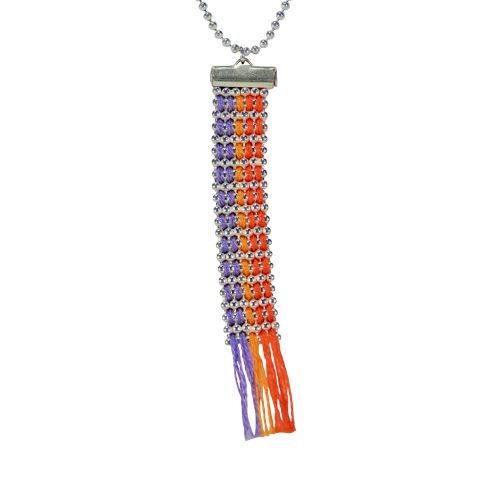 JUICY necklace #019 silver plated | JUICY collier #019 argenté