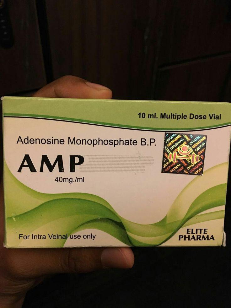 Elite pharma... Adenosine Monophosphate