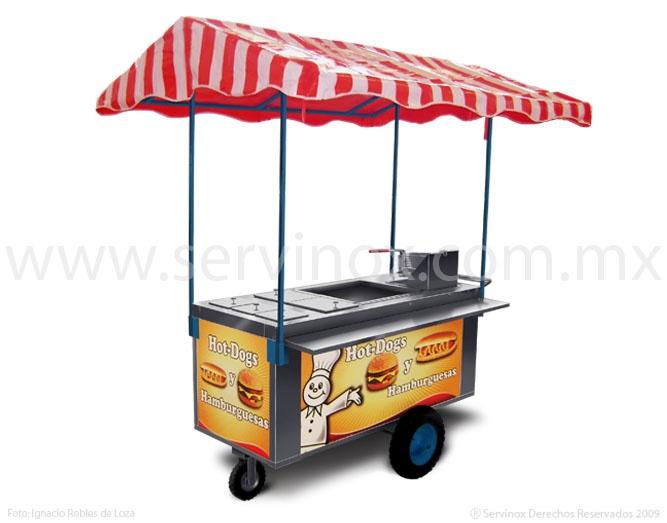 17 best images about carritos para hot dogs taqueros y - Plancha para hamburguesas ...