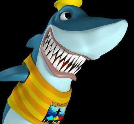 A Cattolica ti aspetta Sharky....