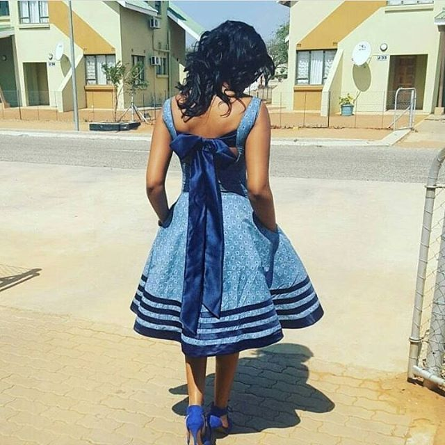 @kefseddy_design #tswanafied #leteisi #seshweshwe #ankara
