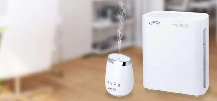 New aroma diffuser and air purifier joins the Ionmax range