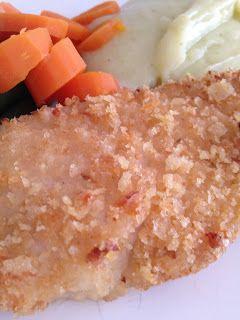 Chicken schnitzel dinner fs recipe