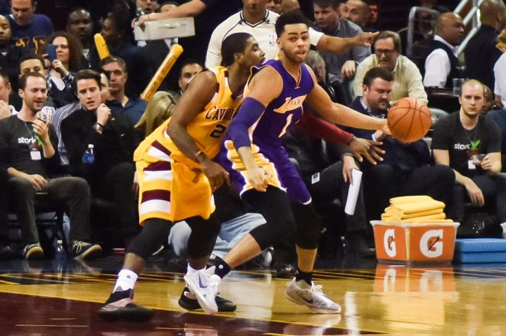 Lakers Trade Rumors: D'Angelo Russell Could Be Swapped For NBA Draft Pick - http://www.morningnewsusa.com/lakers-trade-rumors-dangelo-russell-swapped-nba-draft-pick-2383891.html
