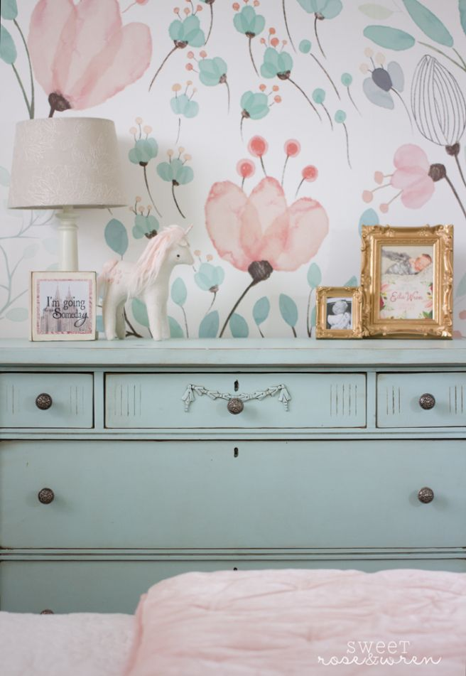 Orc Final Reveal Pink Bedroom Decor Childrens Bedroom