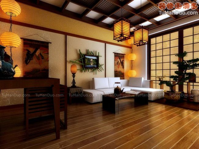 46 best images about dream home on pinterest oriental for Living room japanese style