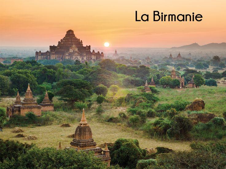 Croisière en Birmanie avec Rivages du Monde