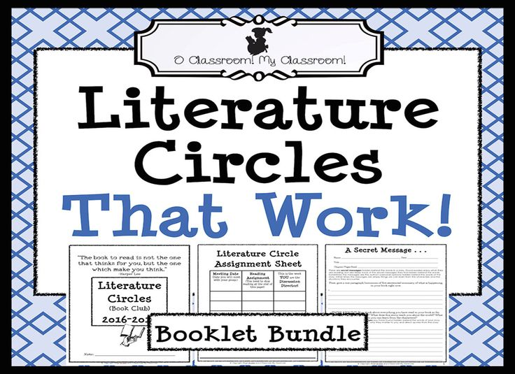 Image result for literature circles images Literature
