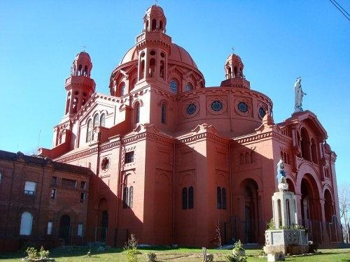 Santuario Nacional del Cerrito de la Victoria, Montevideo.