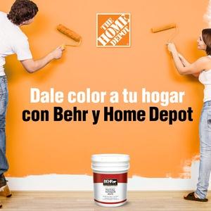 Participa como yo en Dale color a tu hogar con Behr y ganate 2 cubetas de 19 lts de pintura BEHR. http://www.facebook.com/pages/a/120180884406?sk=app_342579195819956