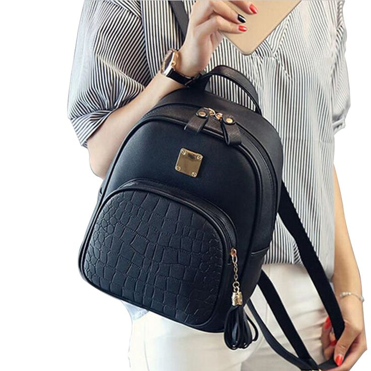 New Fashionable Women's Backpack //Price: $21.45 & FREE Shipping //     #ChicBay.com