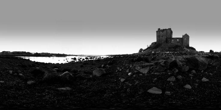 Dunguaire Castle - Ireland  By Rubens Cardia