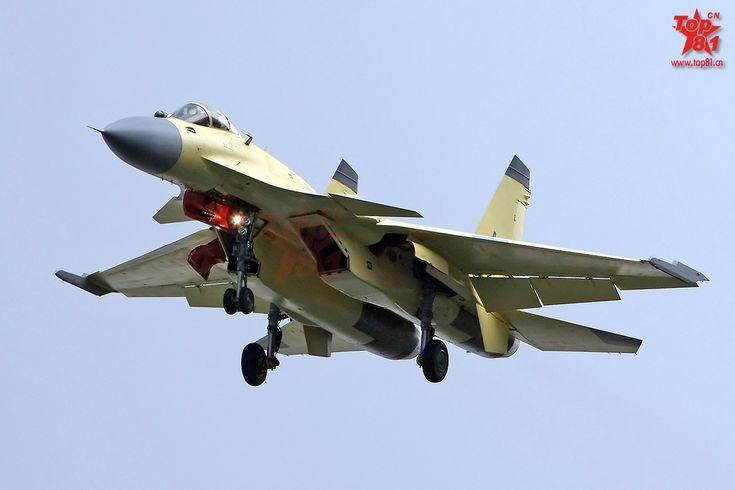 China's J-15 Flying Shark
