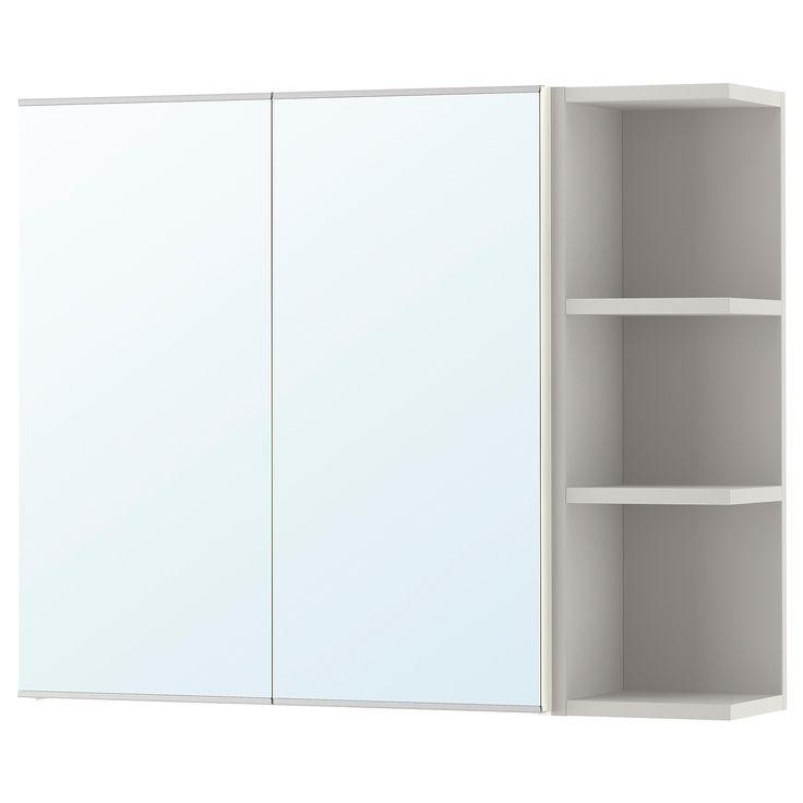 Die besten 25+ Ikea bad spiegelschrank Ideen auf Pinterest - badezimmerschrank 25 cm breit