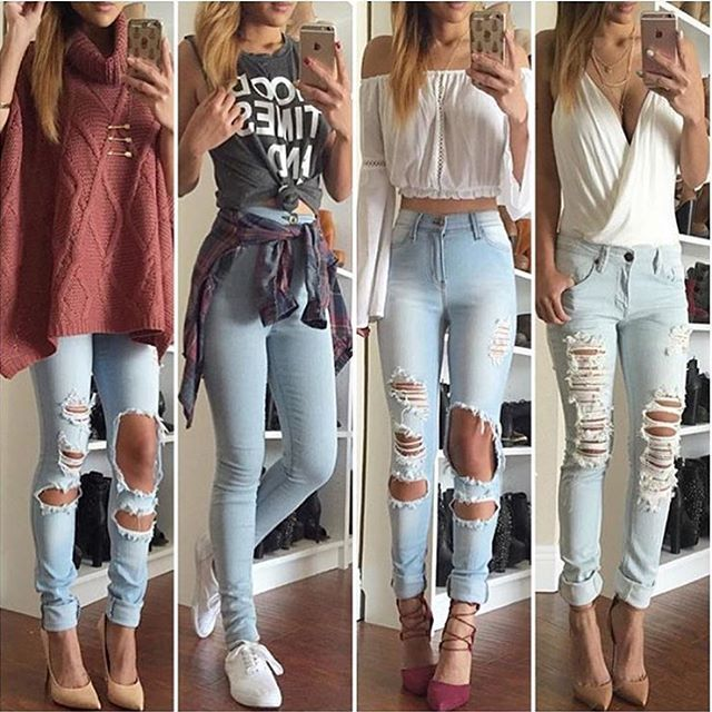 1, 2, 3, or 4?FOLLOW MY NEW FASHION ACCT: @PlushLadies @PlushLadies…