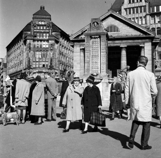 Walter LüdenMönckebergstraße 1965