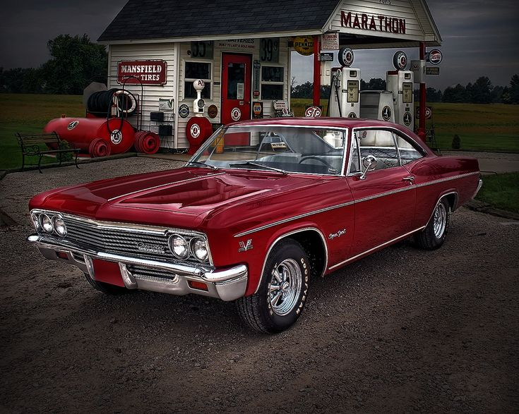 1966 Chevy Impala SS..not a 67 but damn it is beautiful!