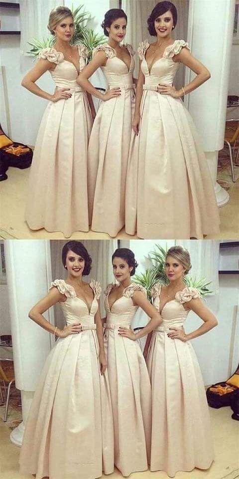 352901d5 Cómo elegir hermosos Vestidos para Damas de Honor - El Cómo de las ...