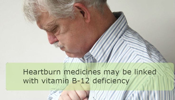 Heartburn medicines may be linked with vitamin B-12 deficiency   A study in the Journal of the American Medical Association (JAMA) found an association between prescription heartburn medications and increased risk for vitamin B-12 deficiency. Read full article here at : https://www.healthtap.com/news/10811   Get your supplements here: http://www.amazon.com/Methylcobalamin-Technology-Absorption-Supplements-Transdermal/dp/B00NI674O8/ #Innovativebalance #Innovativebalanc