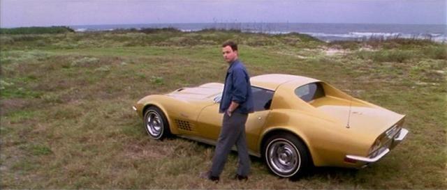 1970 Chevrolet Corvette Stingray C3
