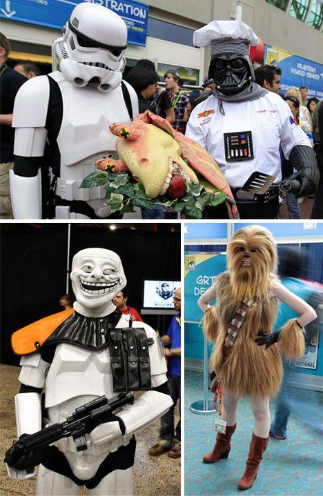 Comic Con And Beyond: 18 Mesmerizing Costumes | WebUrbanist