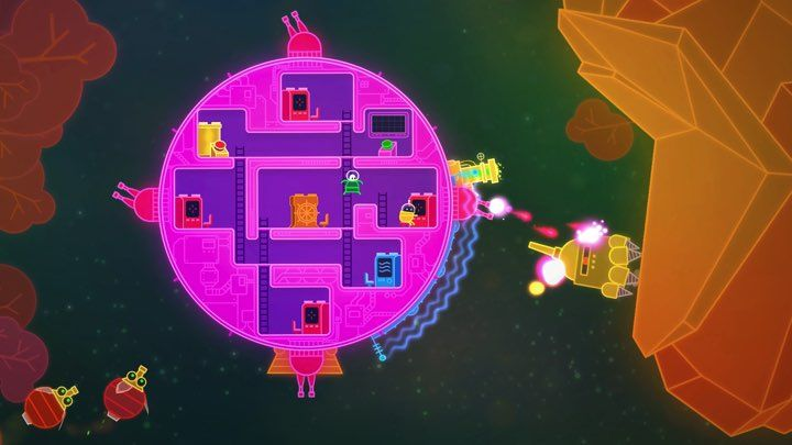 Lovers in a Dangerous Spacetime for PS4 Review - http://www.entertainmentbuddha.com/reviews/lovers-in-a-dangerous-spacetime-for-ps4-review/