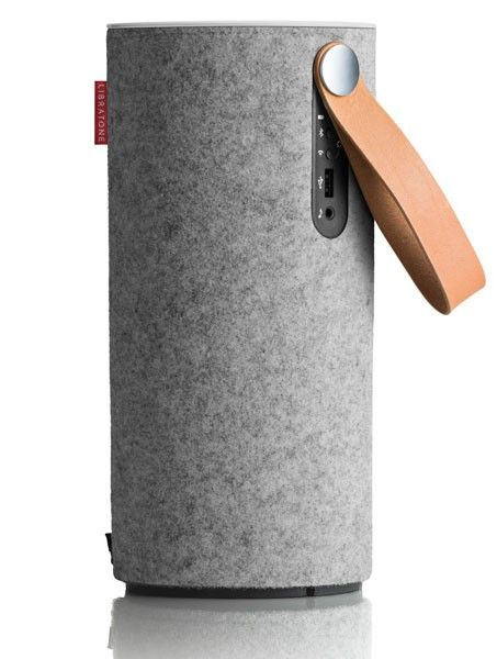 Finally a beautiful hi-fi piece Libratone Zipp portable speaker