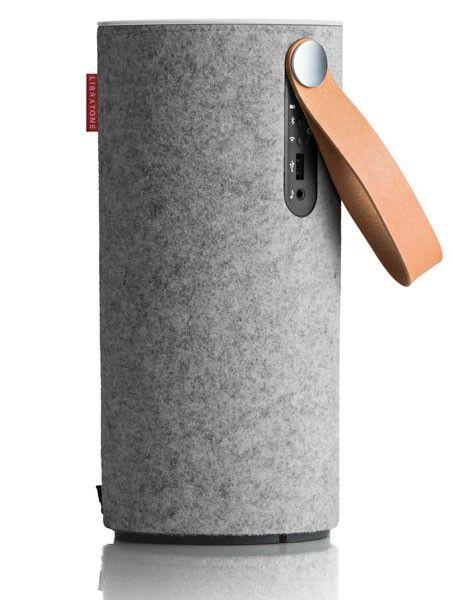 Finally a beautiful hi-fi piece Libratone Zipp portable speaker
