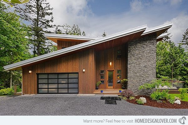 Issaquah House in Squak Mountain With Modern Cottage Features | Home Design Lover