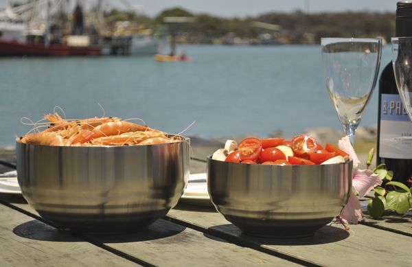 Summer is a perfect time for sharing food with friends and family. Our new Thermobowls are now being manufactured now for release next year. Two bowls in one set - a 2.6 litre and 1.4 litre and guaranteed to keep your food hot or cold for hours.   Stay tuned to our newsletter for pre-sale offers coming soon.   http://www.tm-essentials.com.au/ #thermomix #thermobowl