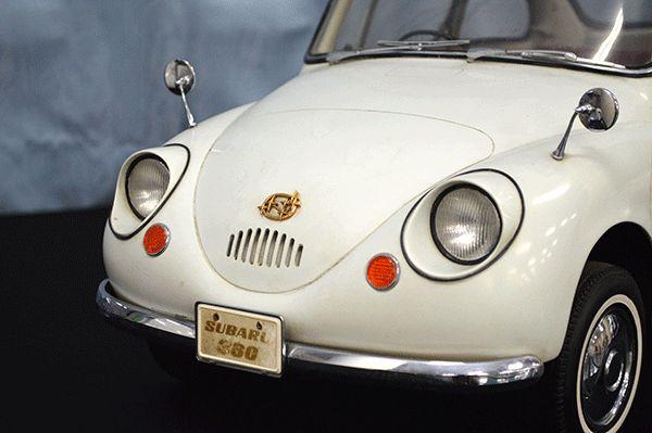 1970年に銀座天賞堂に製作を依頼したスバル360モデル
