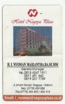Hotel Nagoya Plaza (Batam)
