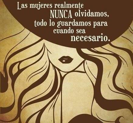 Las mujeres Spanish quote