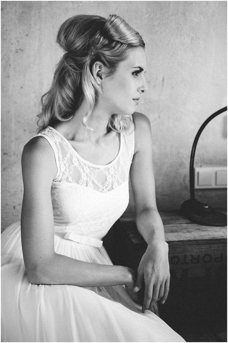 19 best Brautkleid images on Pinterest | Homecoming dresses straps ...