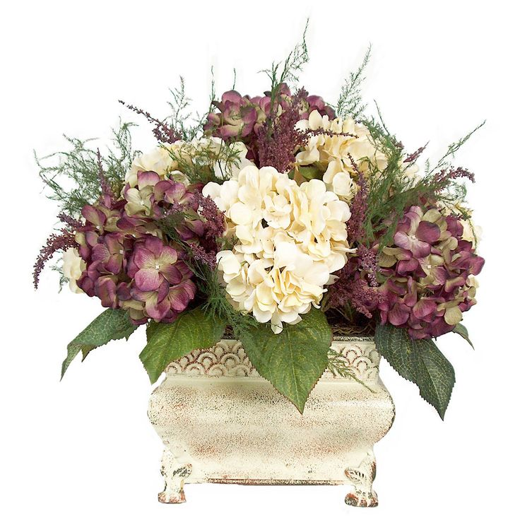 Tall silk flower in vases fabulous mini real touch