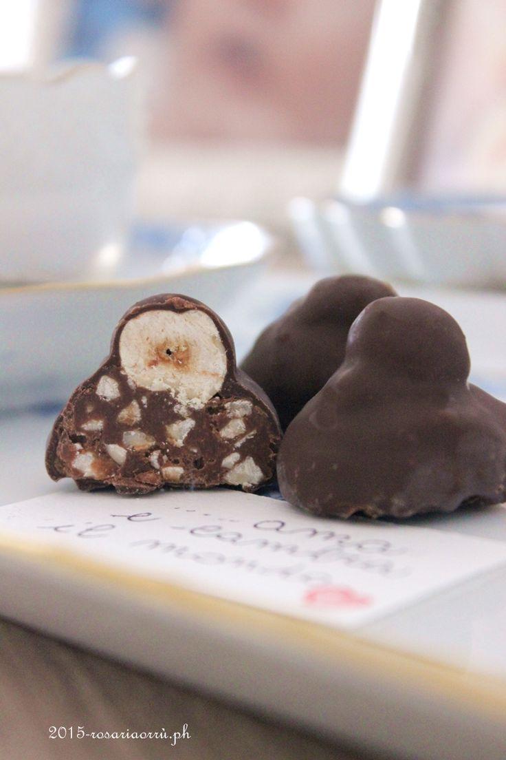 bacio al cioccolato