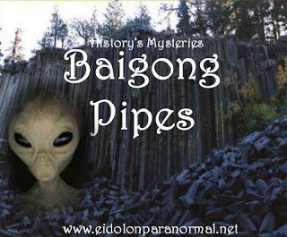 Eidolon Paranormal Australia: History's Mysteries: The Baigong Pipes