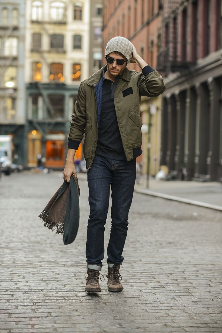 Get this Fall look at http://iamgalla.com/2014/11/fall-staples-for-men/