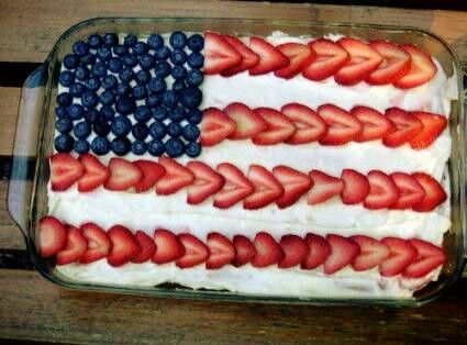 4th of July dessert