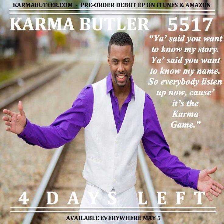 "4 Days Left Until Karma Butler's Debut EP Is Released - ""5517"" Website:> http://karmabutler.com/ Itunes:> https://itunes.apple.com/us/artist/karma-butler/id332490930 Amazon:> https://www.amazon.com/5517-Karma-Butler/dp/B01N6U3JTF Facebook:> https://www.facebook.com/Karma-Butler-USA-497055973824141/ #music #celebrity http://tipsrazzi.com/ipost/1504934457559157580/?code=BTimeppDwtM"