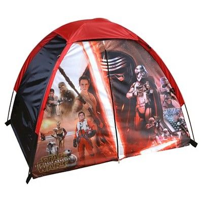 Star Wars Play Tent with Sleeping Bag,