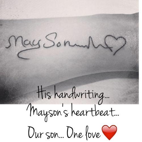 20x Moeders met een tatoeage - Love2BeMama