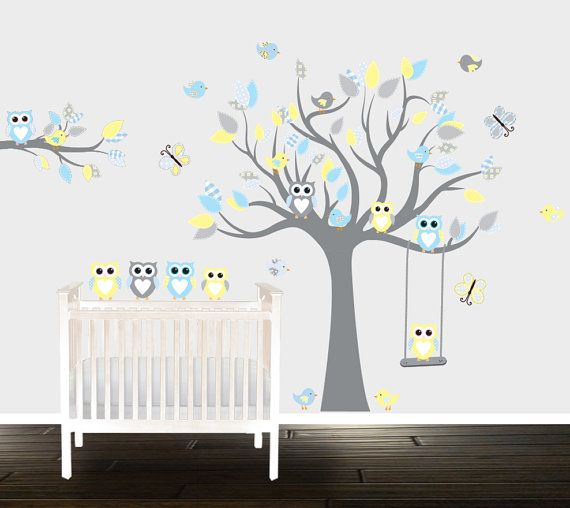Best 25+ Owl Wall Decals Ideas On Pinterest | Wall Stickers Owls, Wall  Stickers Of Trees And Girls Owl Rooms