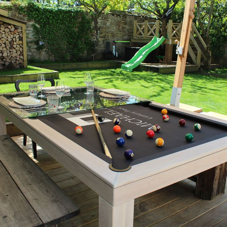 Best 25 pool tables ideas on pinterest man cave pool for Outdoor pool room ideas