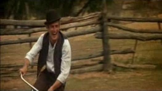 """""""Butch Cassidy et le Kid"""" - Scène du vélo"""