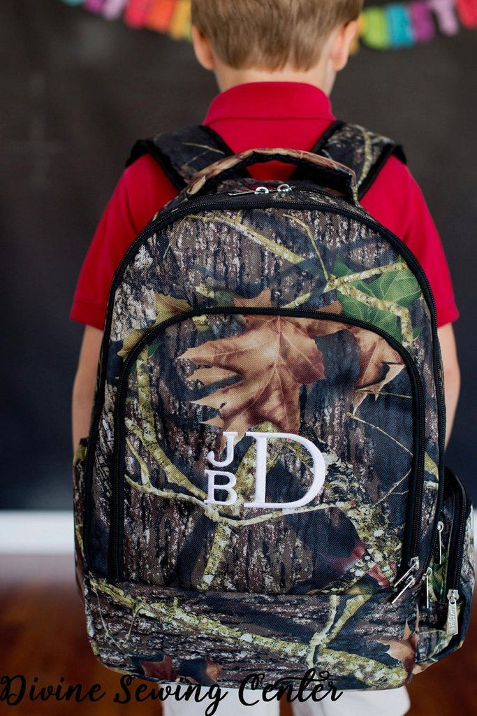 Monogrammed Camo Woods Backpack for Boys. Woods Backpack for Boys . Back to School Sale on Backpacks. Personalized Backpacks. Bookbags